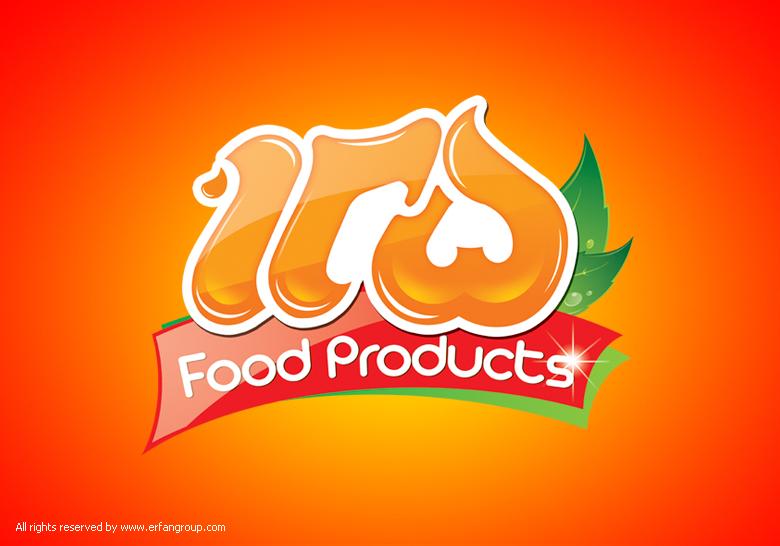 طراحی لوگو محصولات غذایی 125