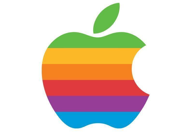 پیکتوگرام شرکت اپل