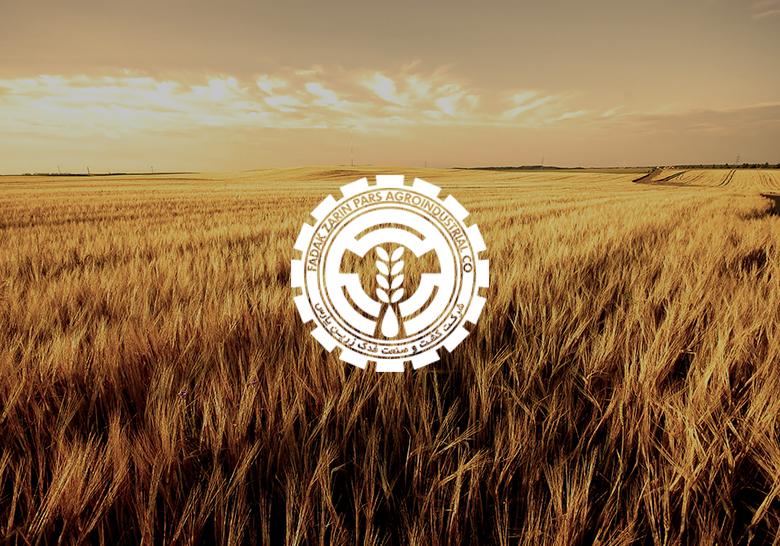 طراحی لوگو شرکت فدک