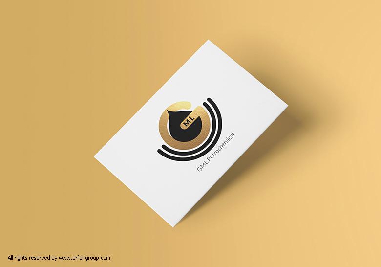 طراحی لوگو شرکت gml