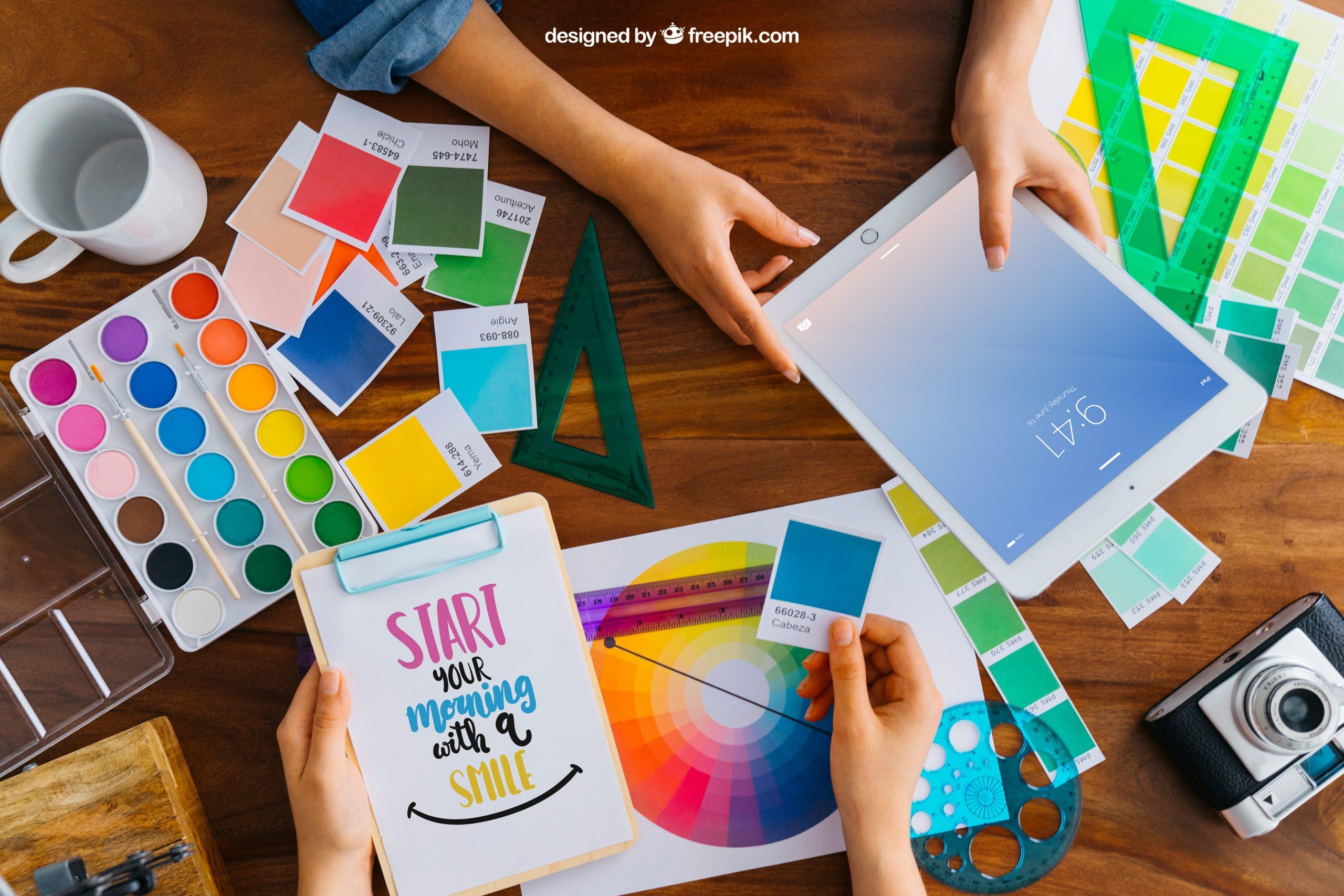 طراحی گرافیک حرفه ای