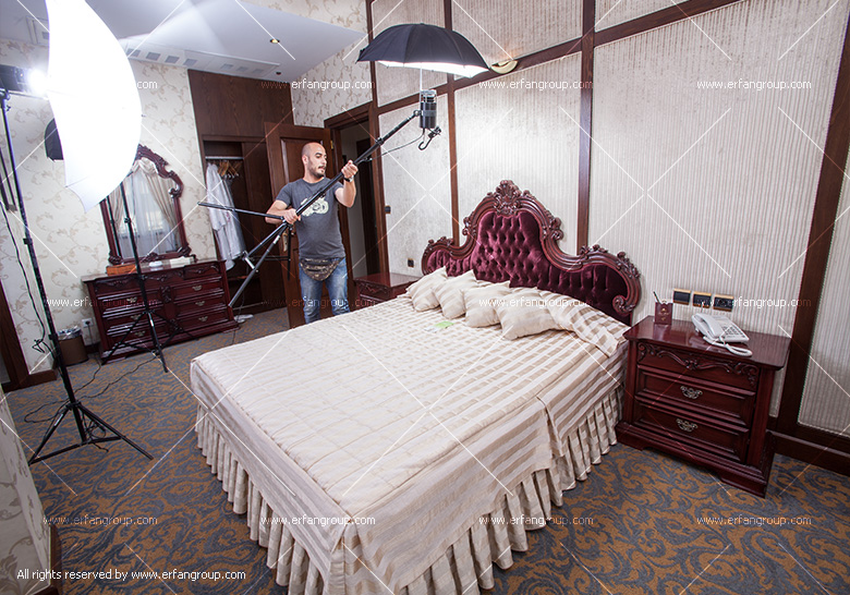 پروژه عکاسی هتل توس