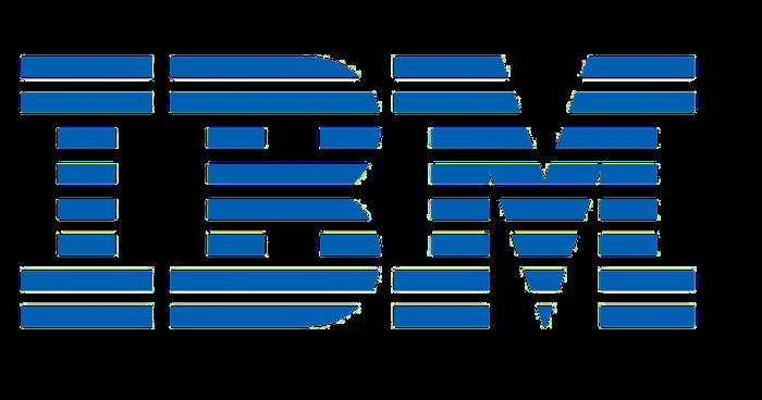 لوگو شرکت IBM