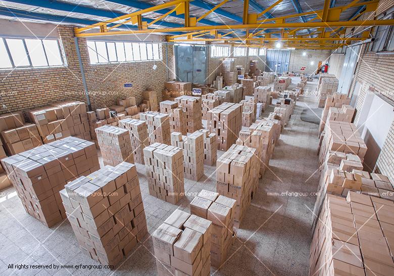 کارخانه محصولات ksb