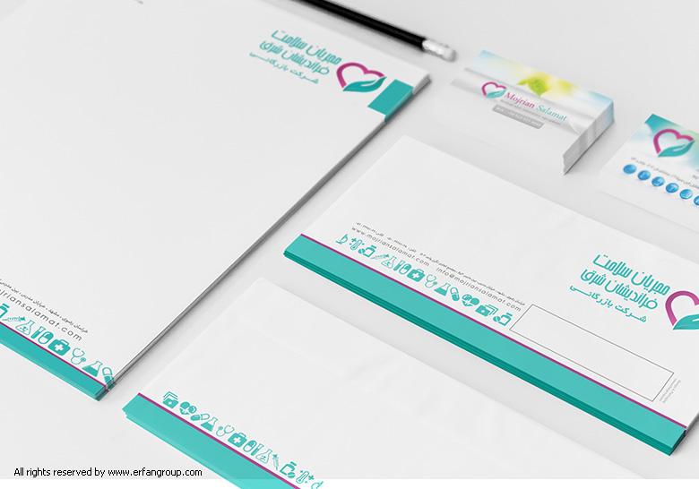 طراحی اوراق اداری مجریان سلامت