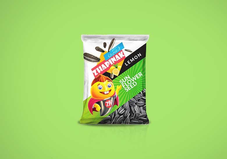 محصولات غذایی ژاپینک-بسته بندی