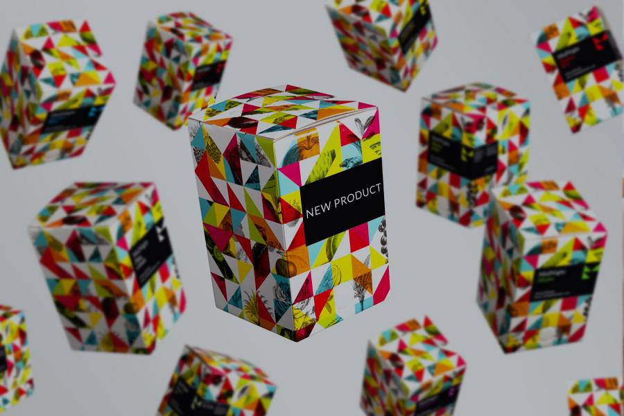 خلاقیت در طراحی بسته بندی