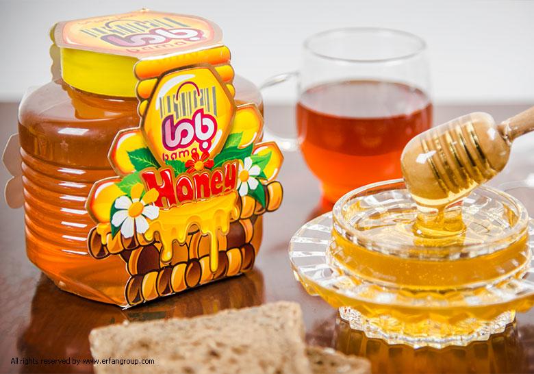 لیبل عسل