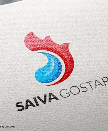 طراحی لوگو تصویری سایوا گستر