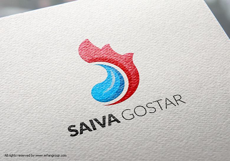 طراحی لوگو سایوا گستر