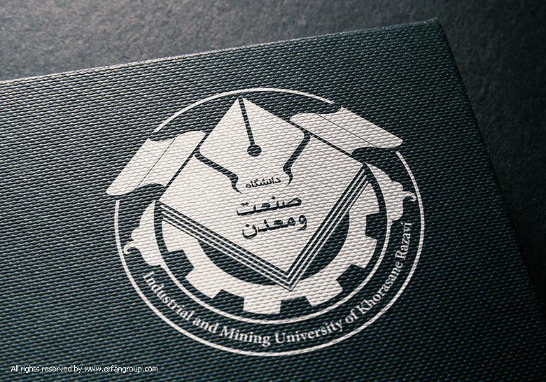 نمونه طرح لوگو دانشگاه