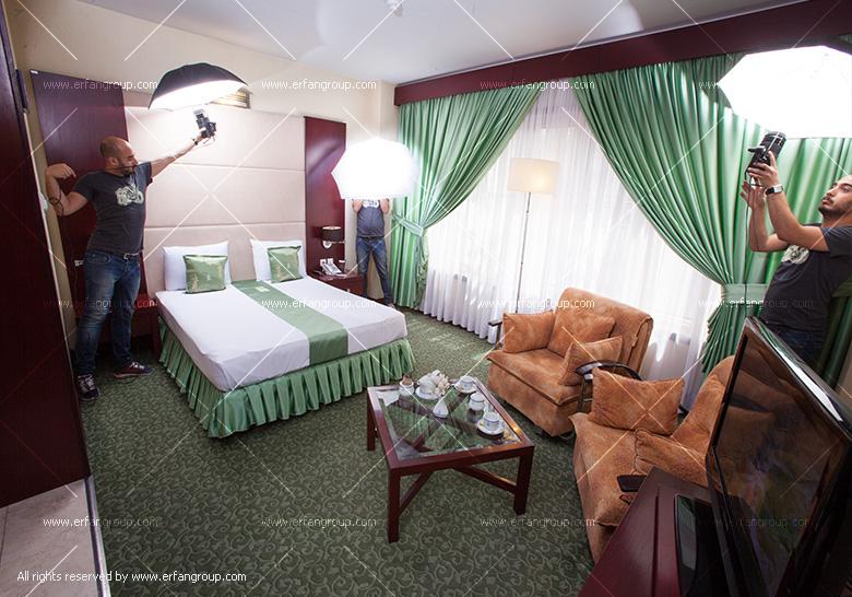 پروژه عکاسی هتل توس مشهد