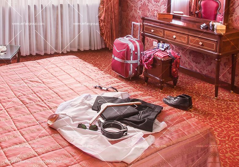 عکاسی از هتل توس مشهد