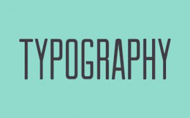 40 ایده خلاقانه تایپوگرافی