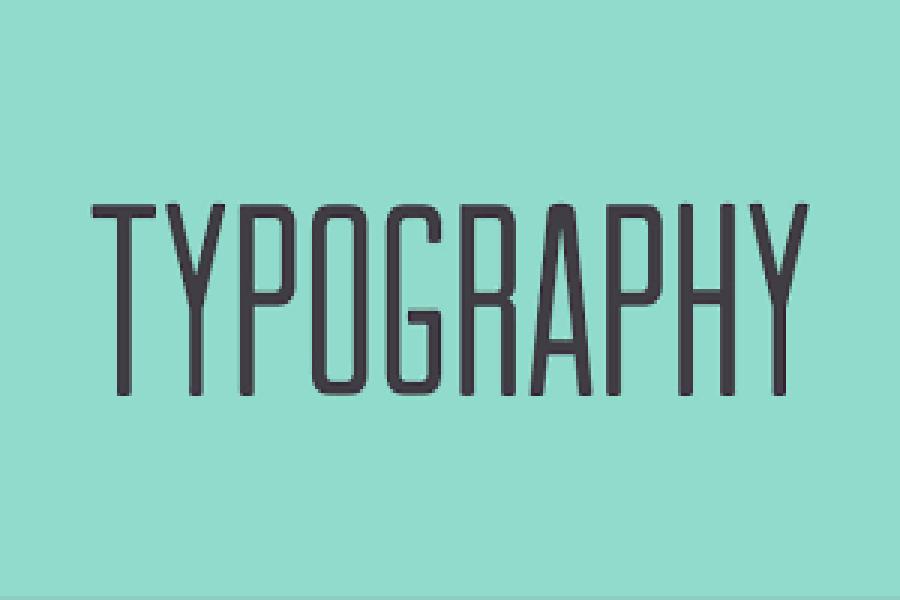 قوانین تایپوگرافیک