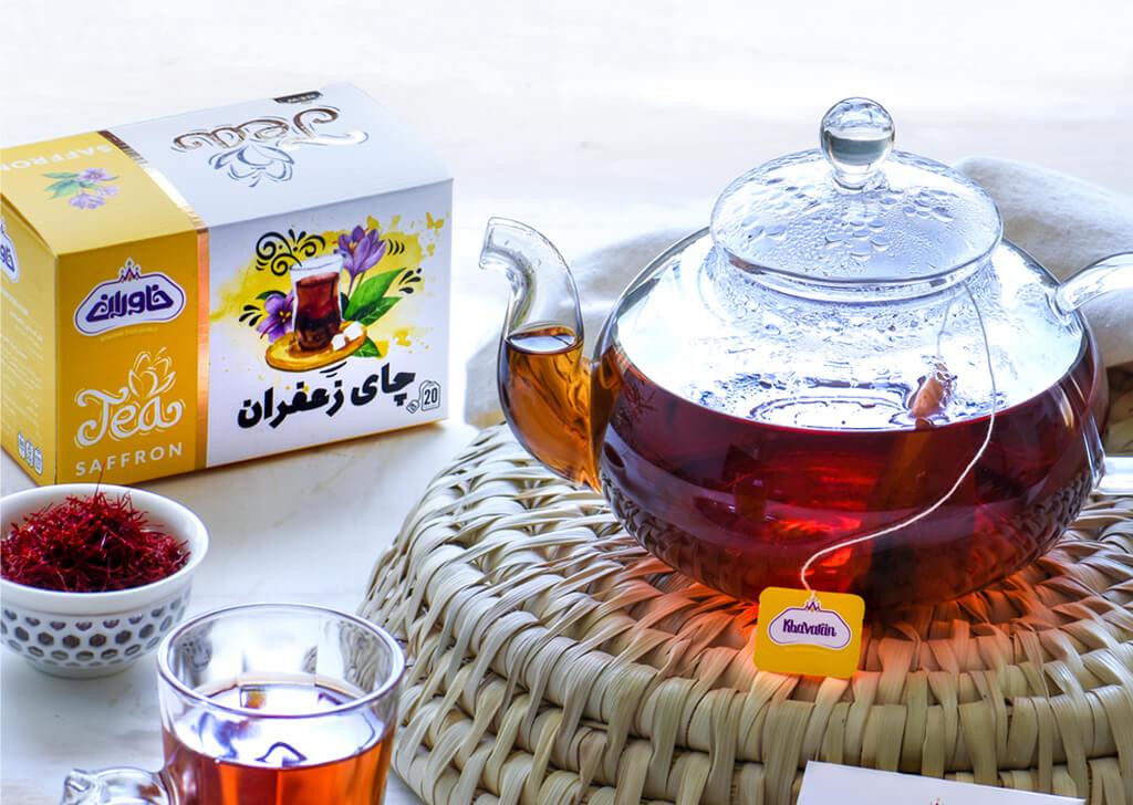 طراحی بسته بندی چای خاوران