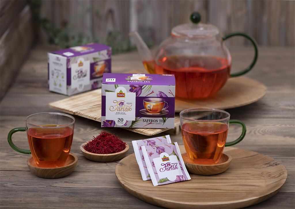 طراحی بسته بندی چای کیسه ای