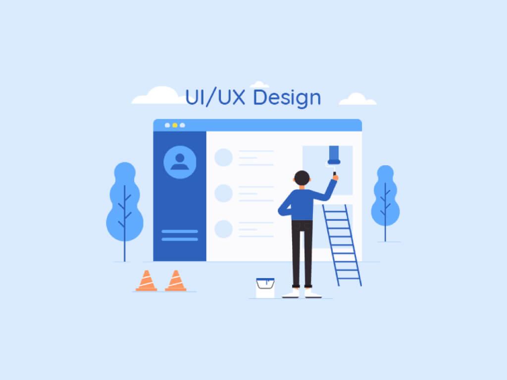 شرکت طراحی UI و UX